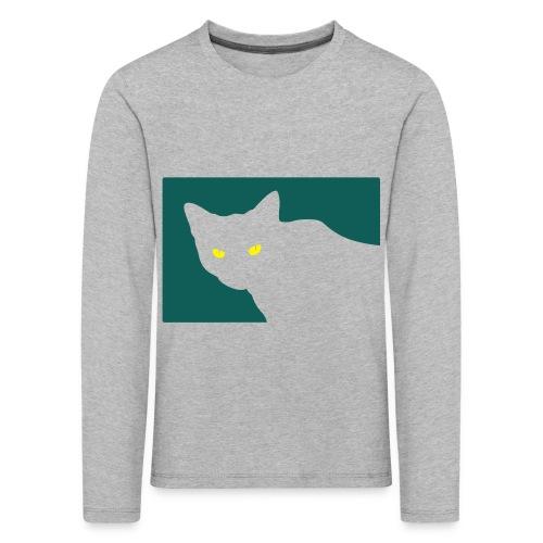 Spy Cat - Kids' Premium Longsleeve Shirt