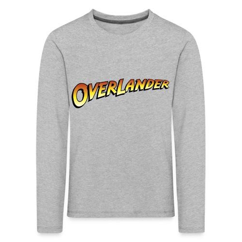 overlander0 - Premium langermet T-skjorte for barn