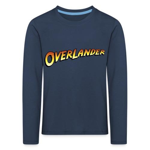 Overlander - Autonaut.com - Kids' Premium Longsleeve Shirt