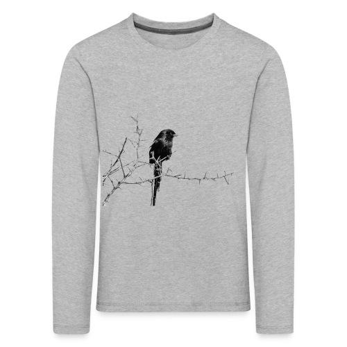 I like birds ll - Kinder Premium Langarmshirt