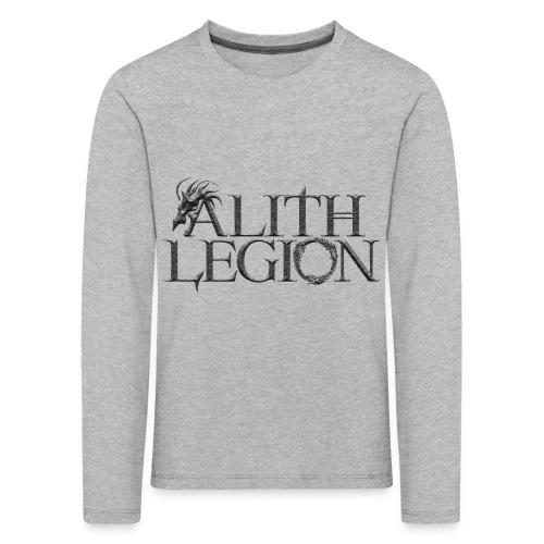 Alith Legion Dragon Logo - Kids' Premium Longsleeve Shirt