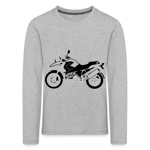 R1200GS 08-on - Kids' Premium Longsleeve Shirt