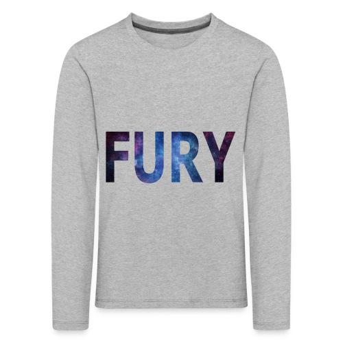 FURY - Børne premium T-shirt med lange ærmer