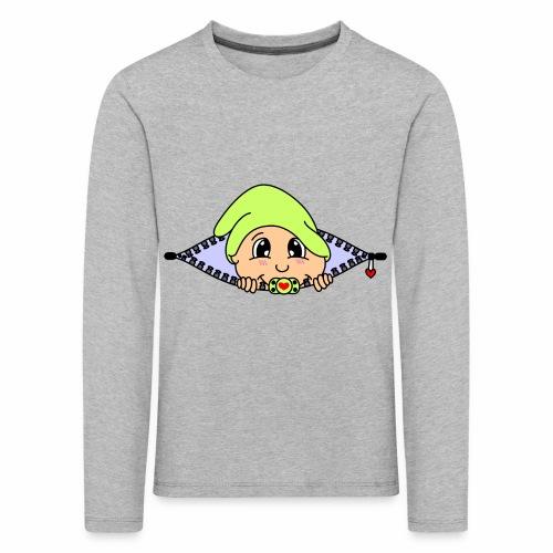 Zwerg - Kinder Premium Langarmshirt