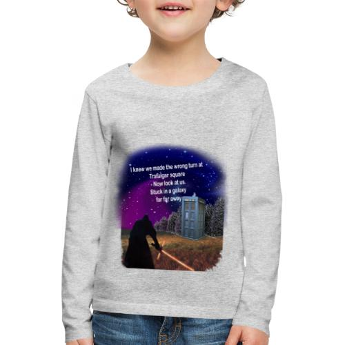 Bad Parking - Kids' Premium Longsleeve Shirt