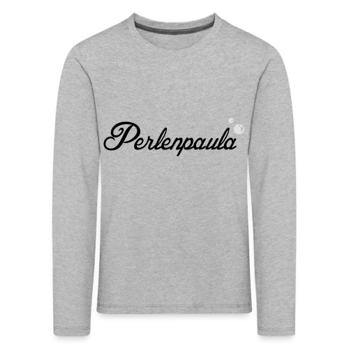 Perlenpaula - Kinder Premium Langarmshirt
