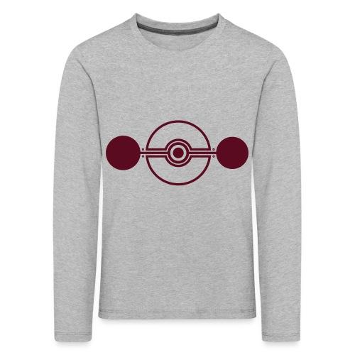Cropcircle - Kornkreis Cooksplantation - Kinder Premium Langarmshirt