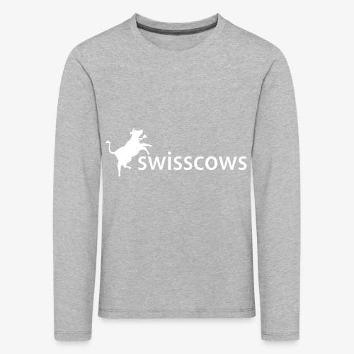 Männer Kaputzenpulli - Kinder Premium Langarmshirt