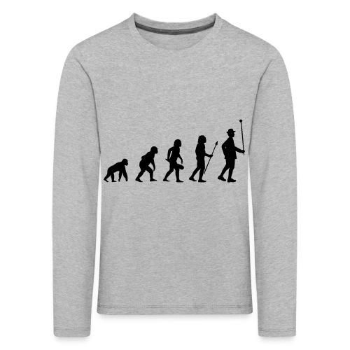 Stabführer Evolution - Kinder Premium Langarmshirt