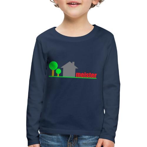 Hausmeister - Kinder Premium Langarmshirt