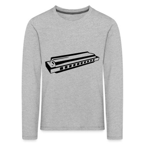Harmonica - Kids' Premium Longsleeve Shirt