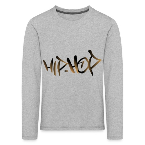 HIP HOP - Kids' Premium Longsleeve Shirt