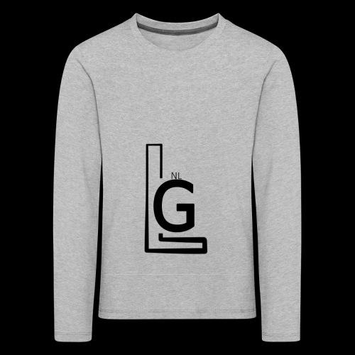 LegendgamingNL - Kinderen Premium shirt met lange mouwen