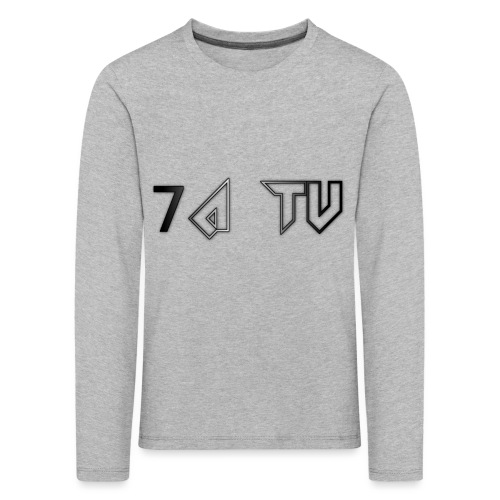 7A TV - Kids' Premium Longsleeve Shirt