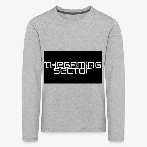 TheGamingSector Merchandise - Kids' Premium Longsleeve Shirt