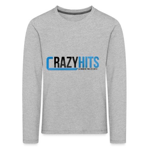 CrazyHIT - T-shirt manches longues Premium Enfant