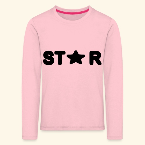 Star of Stars - Kids' Premium Longsleeve Shirt