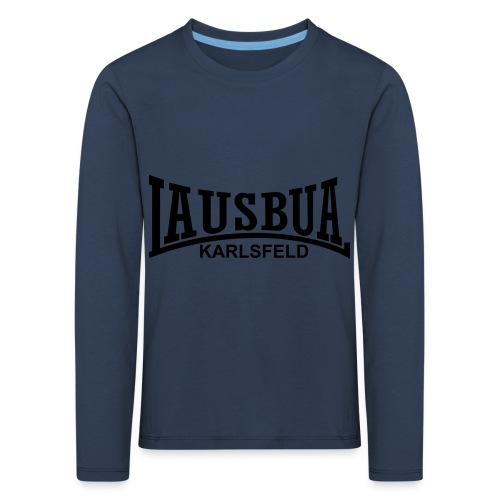 lausbua karlsfeld - Kinder Premium Langarmshirt
