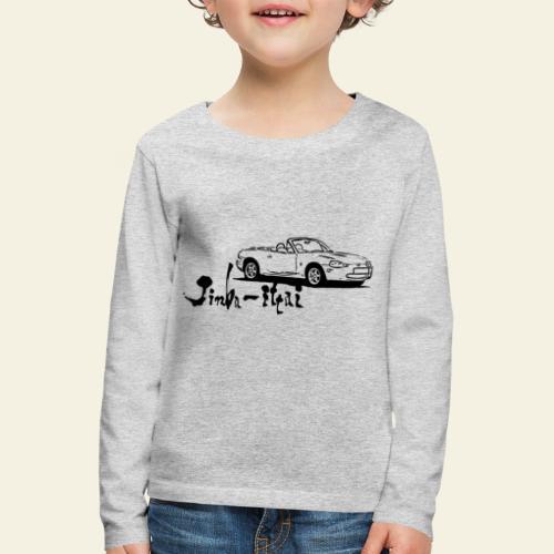 mx5 nb - Børne premium T-shirt med lange ærmer