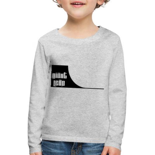 quartepipe - Kinder Premium Langarmshirt