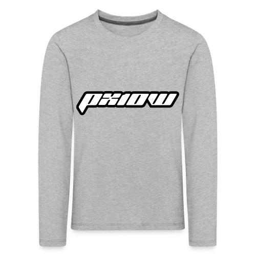 px10w2 - Kinderen Premium shirt met lange mouwen