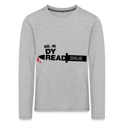 Read snije - Kinderen Premium shirt met lange mouwen