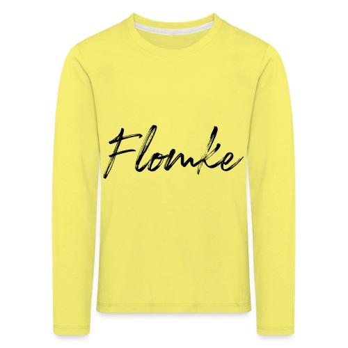 flomke - Kinderen Premium shirt met lange mouwen