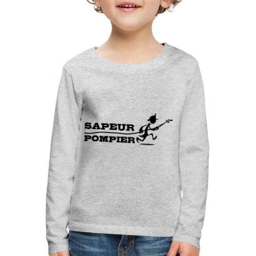 sapeurpompier - T-shirt manches longues Premium Enfant