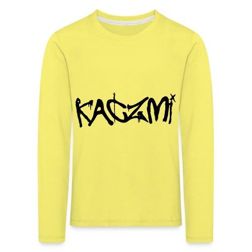 kaczmi - Koszulka dziecięca Premium z długim rękawem
