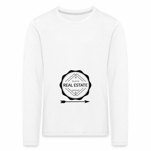 REAL ESTATE. - Camiseta de manga larga premium niño