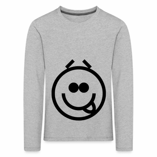 EMOJI 20 - T-shirt manches longues Premium Enfant