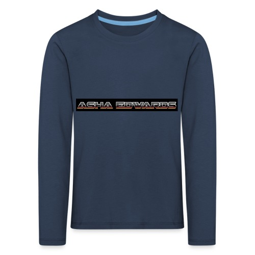Asha_Edwards_Merch_ - Kids' Premium Longsleeve Shirt