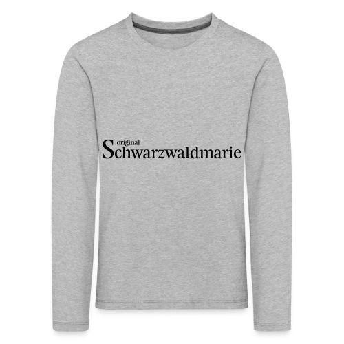 Schwarzwaldmarie - Kinder Premium Langarmshirt