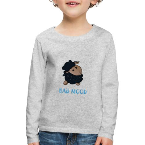 Badmood - Gaspard le petit mouton noir - T-shirt manches longues Premium Enfant