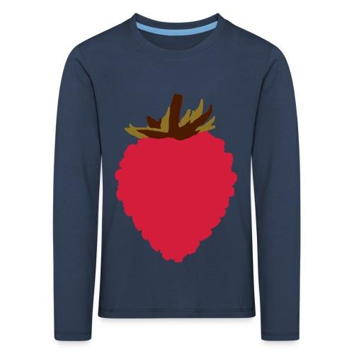 Wild Strawberry - Kids' Premium Longsleeve Shirt