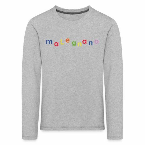 malegnano - Kinder Premium Langarmshirt