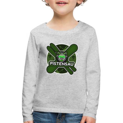 PistenSau NuClear - Kinder Premium Langarmshirt