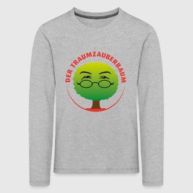 Le rêve Arbre - T-shirt manches longues Premium Enfant