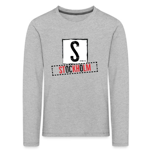 stockholm - Kids' Premium Longsleeve Shirt