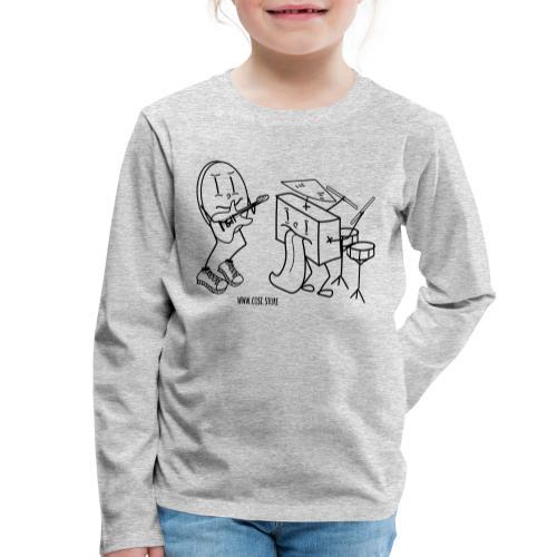 so band - Kids' Premium Longsleeve Shirt