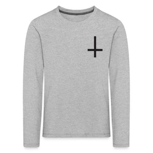 Cruz - Camiseta de manga larga premium niño