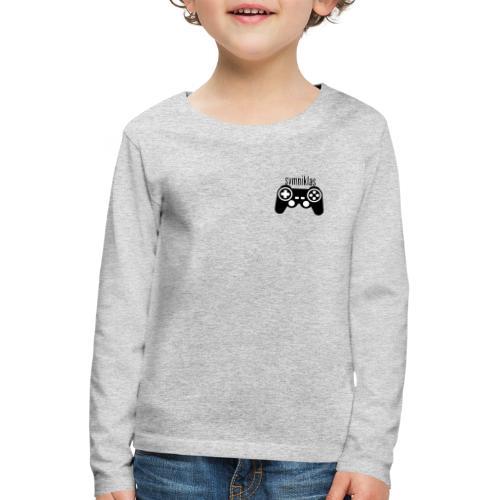 svmniklas - Controller - Kinder Premium Langarmshirt