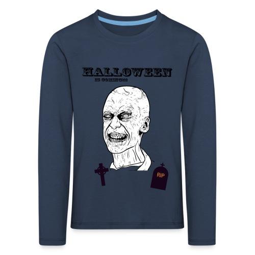 Haloween 2018 - T-shirt manches longues Premium Enfant