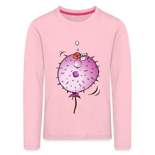 Blaasvis - Kinderen Premium shirt met lange mouwen