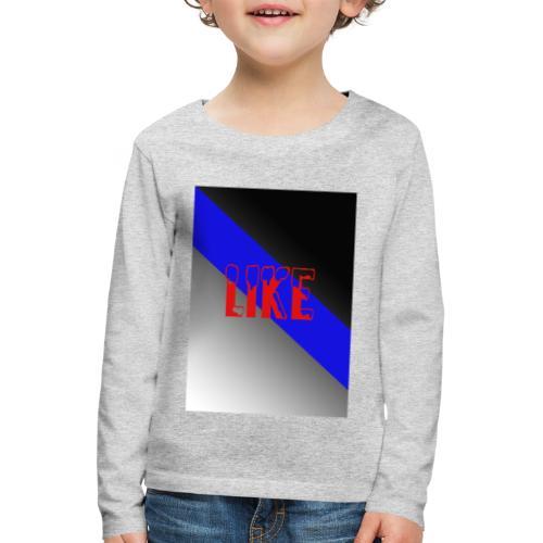 like - T-shirt manches longues Premium Enfant