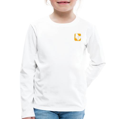 Logo der ÖRSG - Rett Syndrom Österreich - Kinder Premium Langarmshirt