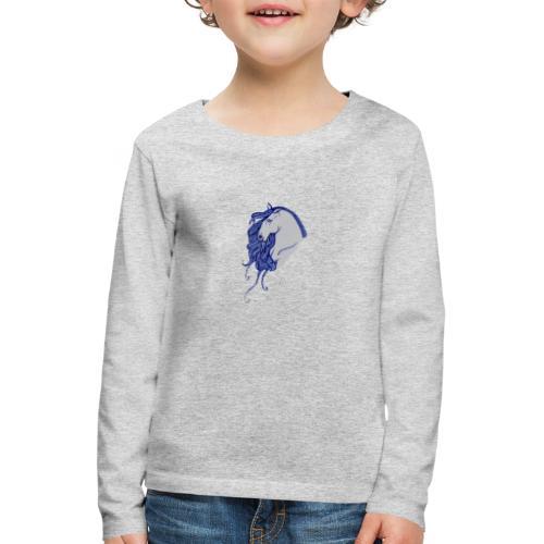 647CE0F8 2D99 4676 A427 63BD0B768F7C - T-shirt manches longues Premium Enfant