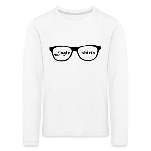 Logic Shirts - Kids' Premium Longsleeve Shirt