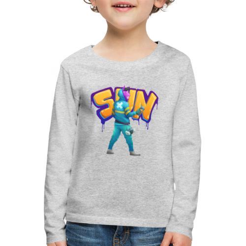 Suntted Graffeur - T-shirt manches longues Premium Enfant