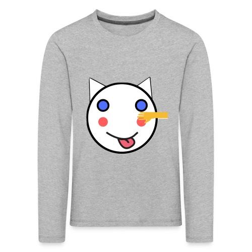 Alf Cat With Friend | Alf Da Cat - Kids' Premium Longsleeve Shirt